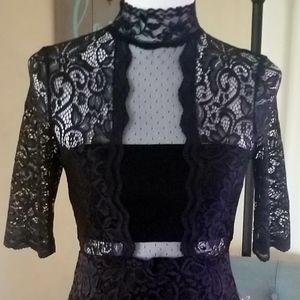 GORGEOUS Express Lace Dress Size 4